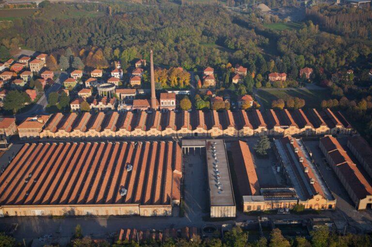 Villaggio operaio di Crespi d'Adda