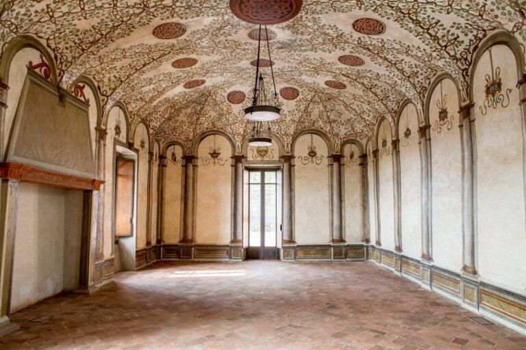 Villa Calchi - Sala delle Colonne